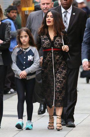 Valentina Pinault – córka Salmy Hayek podobna do mamy?