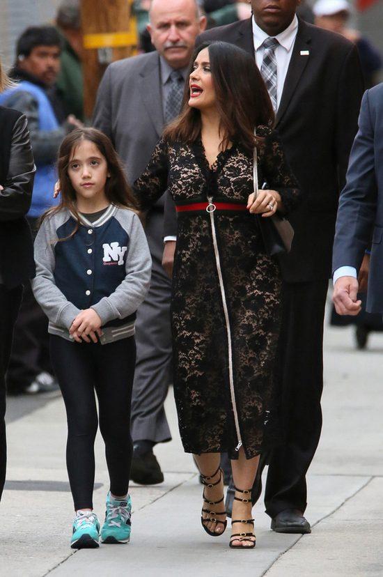 Valentina Pinault - c�rka Salmy Hayek podobna do mamy?