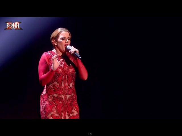 Sam Bailey - więzienna strażniczka wygrała X Factor UK