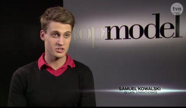 Tak Samuel zaprzepaści szansę na wygraną w Top Model?