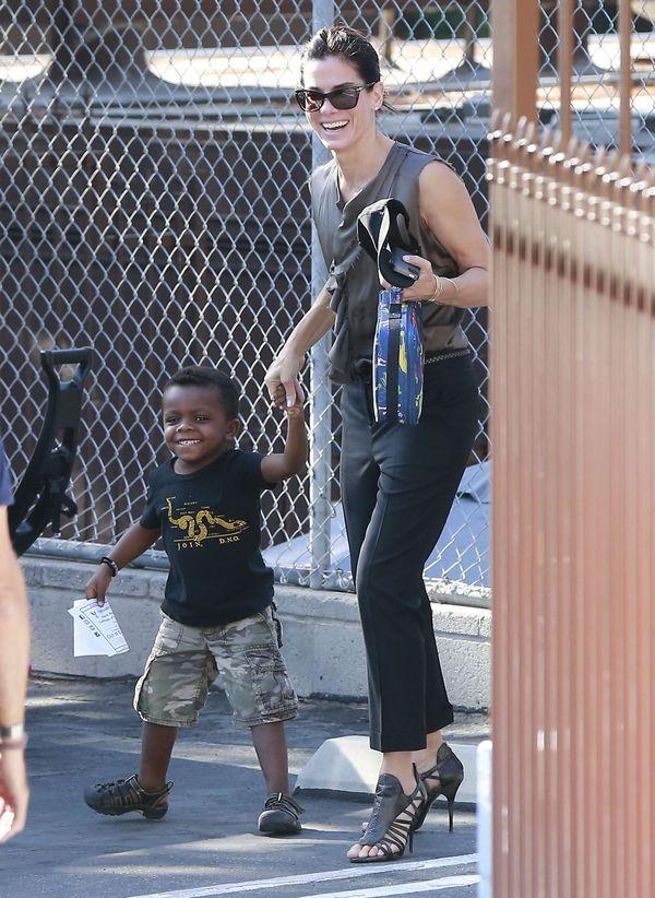 Sandra Bullock: Nikt nie powinien czytać komentarzy o sobie