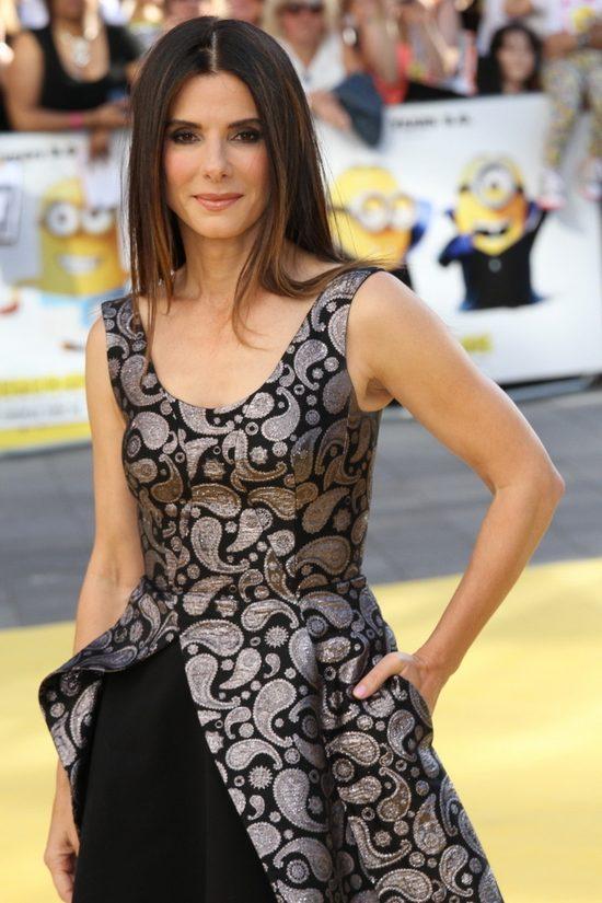 51-letnia Sandra Bullock adoptowała córeczkę