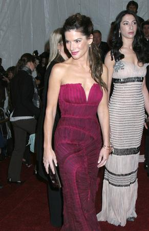 Sandra Bullock miała wypadek