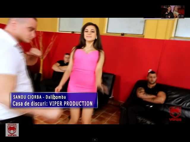 Dalibomba albo Dzika Bomba - Sandu Ciorba i jego hit [VIDEO]