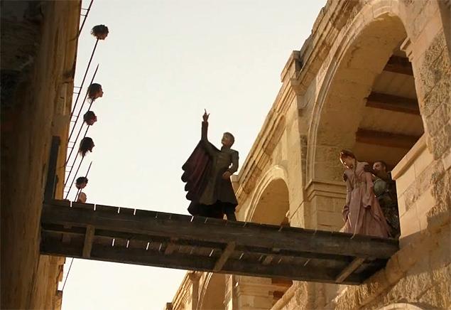 G�owa George'a Busha w serialu Gra o tron