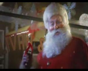 Zmarł Święty Mikołaj z reklam Coca-Coli [VIDEO]