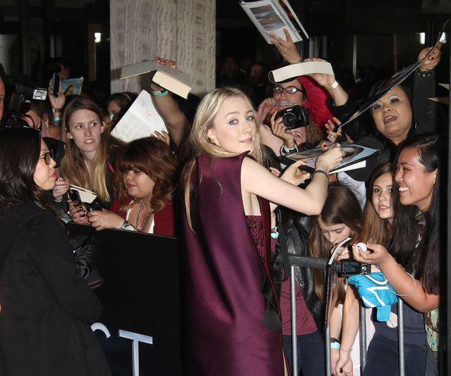 Saoirse Ronan: narodziny gwiazdy (FOTO)