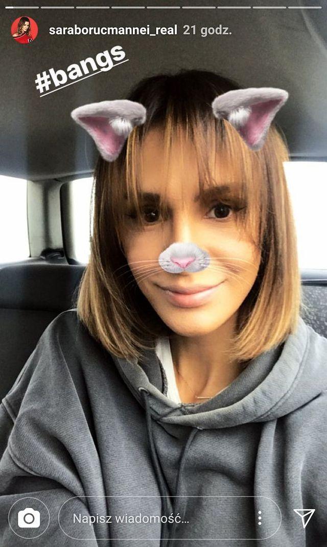 Sara Boruc już tak nie wygląda! Zdecydowała się na NAJMODNIEJSZĄ fryzurę sezonu