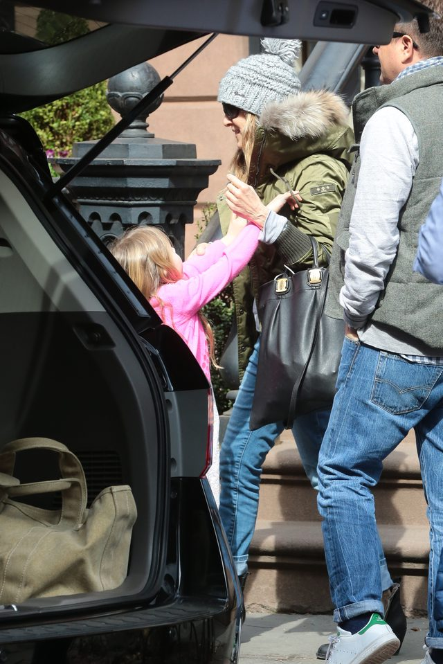 I pomyśleć, że ich mama jest ikoną stylu! (FOTO)