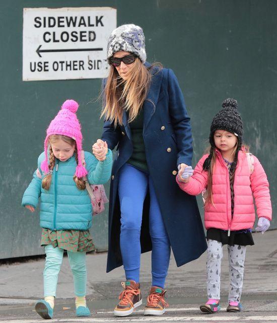 Córki Sarah Jessiki Parker to małe fashionistki (FOTO)