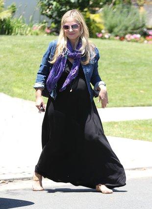 Sarah Michelle Gellar W Ciąży