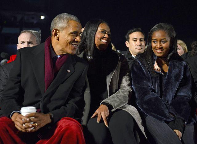 WOW! 16-letnia Sasha Obama wzbudziła zachwyt urodzinową kreacją