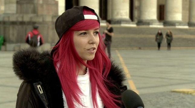 Saszan: Czerwone włosy oznaczały problemy w szkole [VIDEO]