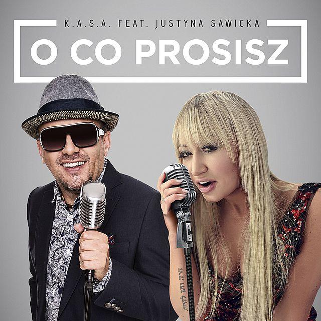 Justyna Sawicka nagrała piosenke z WIELKĄ GWIAZDĄ polskiej muzyki