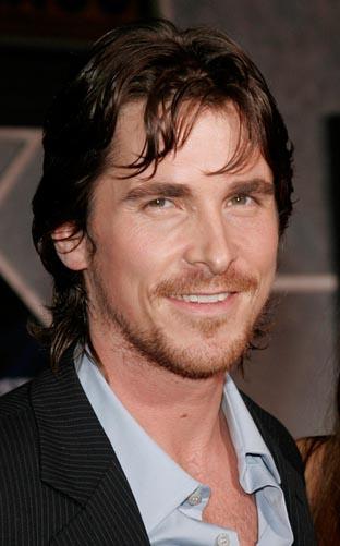 Christian Bale jako Bob Dylan