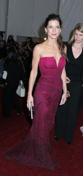 Sandra Bullock w wersji blond