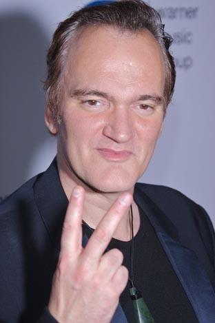 Quentin Tarantino jest trudnym pasażerem