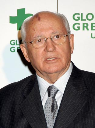 Michaił Gorbaczow twarzą Louis Vuitton'a
