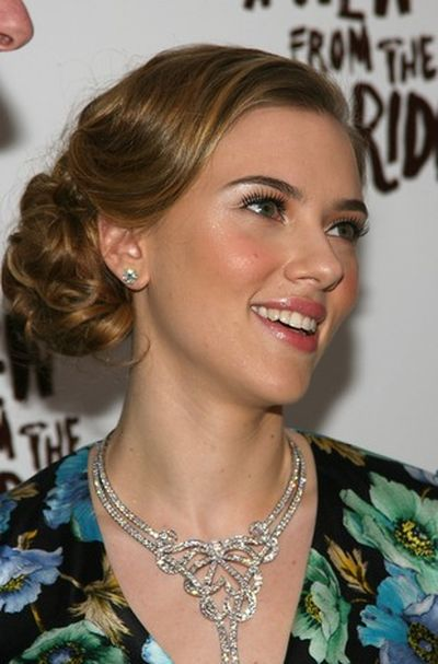 Scarlett Johansson nie lubi być gorącym towarem  (FOTO)