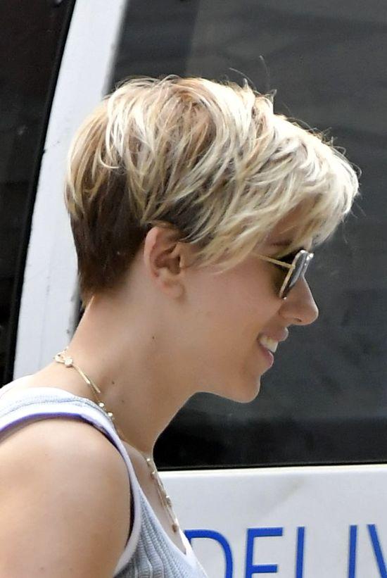 Nowy chłopak zamiast podniecać, rozśmiesza Scarlett Johansson