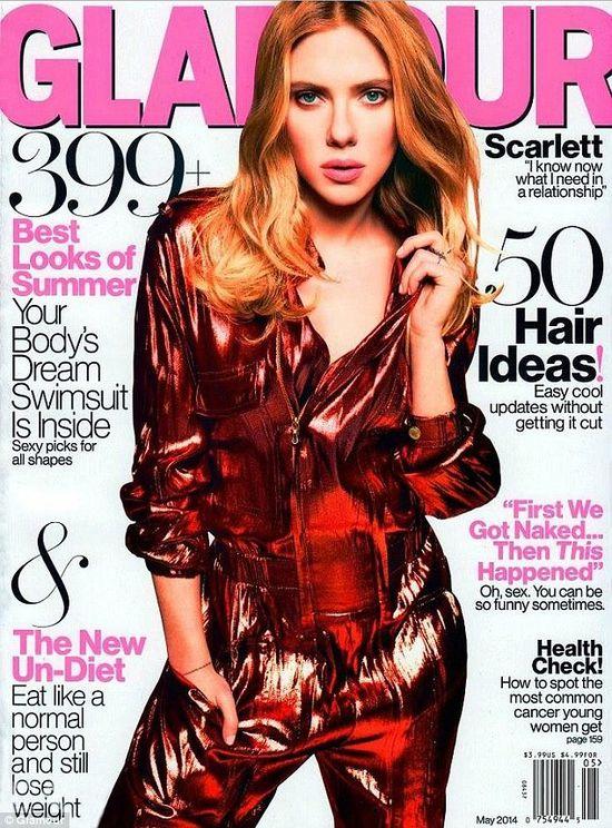 Scarlett Johansson ostrzega! Nie nazywajcie mnie...