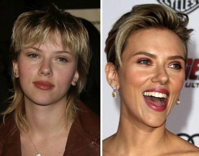 Hollywoodzkie gwiazdy kiedyś i dziś (FOTO)