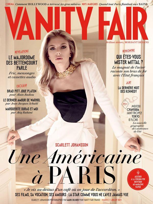 Francuzi chcieliby Scarlett Johansson u siebie (FOTO)