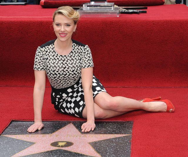 Scarlett Johansson najseksowniejszą żyjącą kobietą