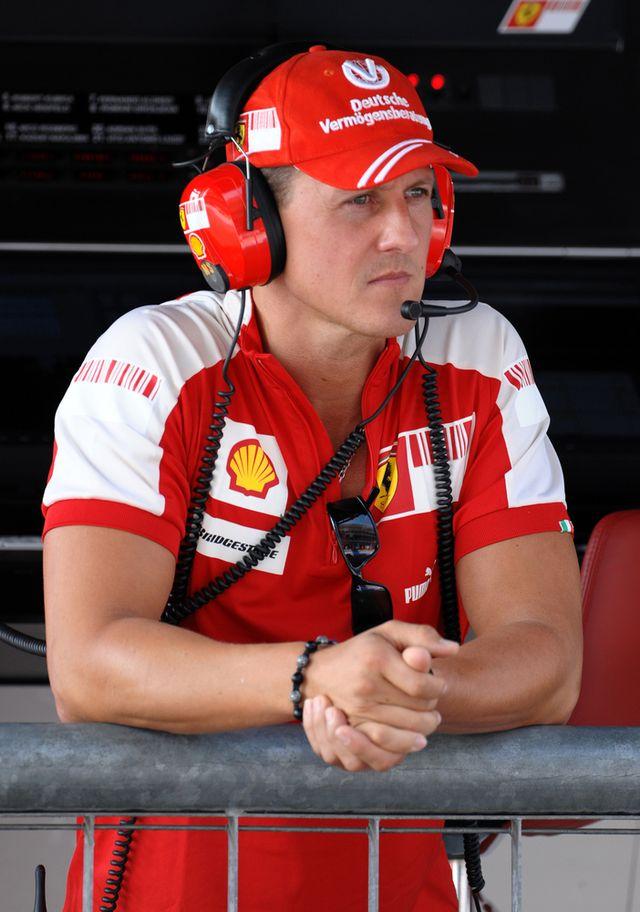 Wystawią na aukcję sprzęt trzymający przy życiu Schumachera?
