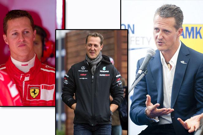 Lekarze nie pr�buj� ju� wybudza� Schumachera