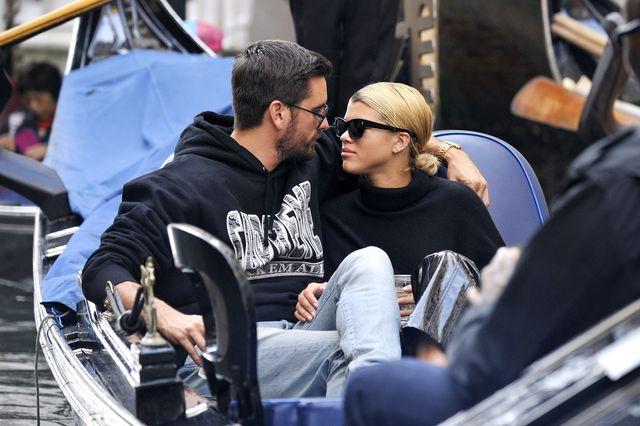 Scott Disick i Sofia Richie w Wenecji - były chłopak Kardashianki szaleje!