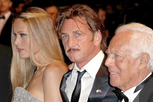 Dlaczego Sean Penn rozpłakał się podczas wywiadu? (VIDEO)