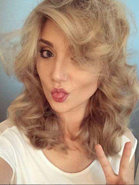 Marta Sędzicka z Top Model ścięła włosy (Instagram)