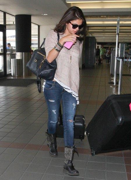 W stylu gwiazd: Selena Gomez