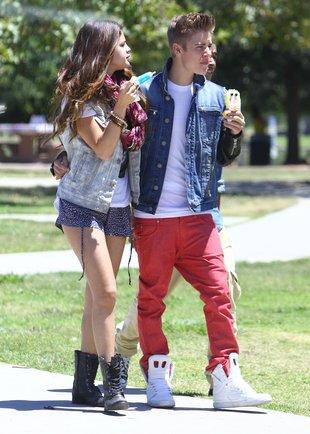 Bieber i Gomez zrywali ze sobą już kilka razy