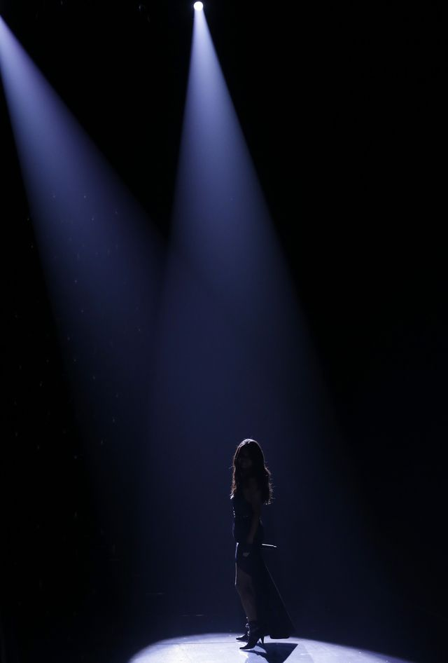Na pokazie VS Selena Gomez pojawiła się bez stanika!