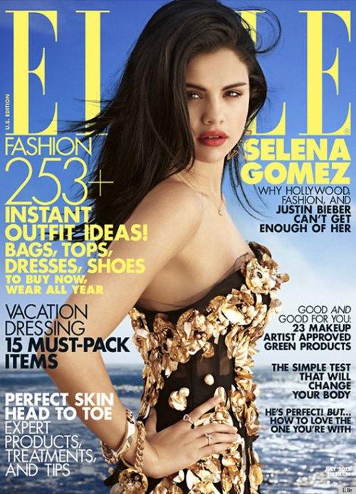 Poznajecie Selenę Gomez na okładce Elle? (FOTO)