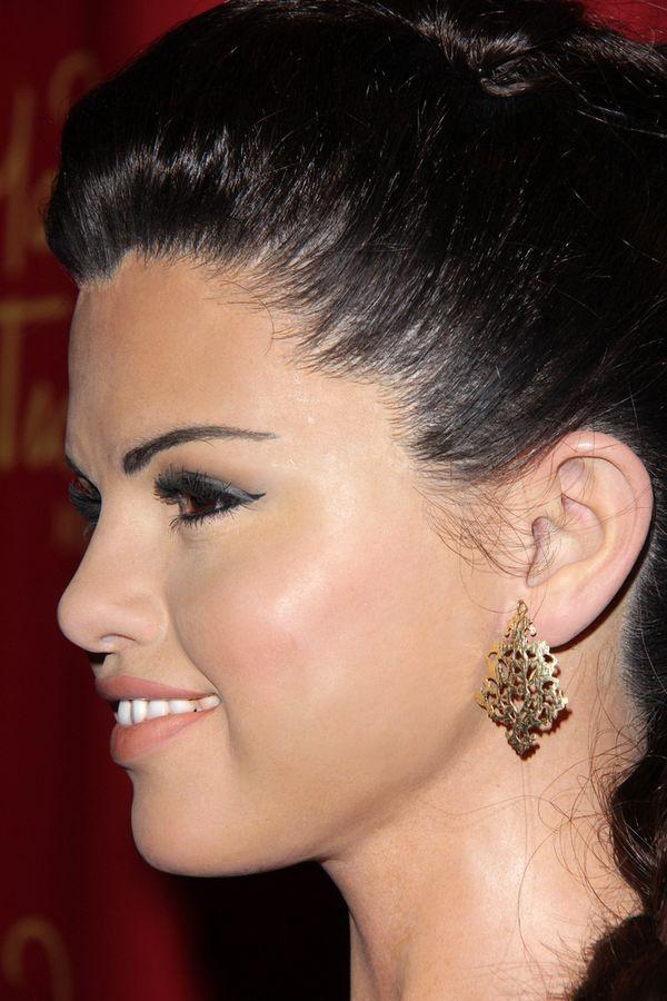 Selena Gomez z wosku (FOTO)