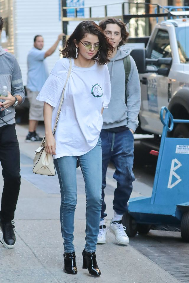 Selena Gomez i Justin Bieber PO RAZ TRZECI razem - zjedli razem śniadanie