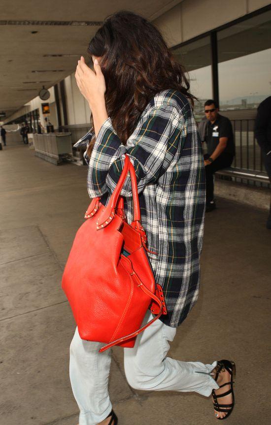 Dlaczego Selena Gomez unika�a paparazzi? (FOTO)