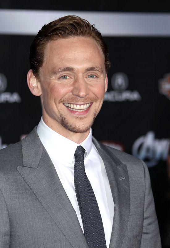 Tom Hiddleston najseksowniejszym żyjącym aktorem!