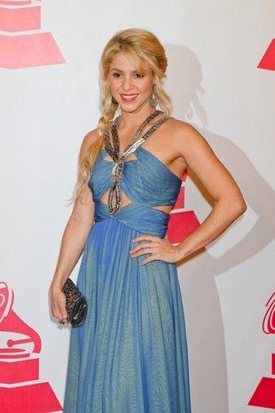 Shakira pokazuje ciążowy brzuszek (FOTO)