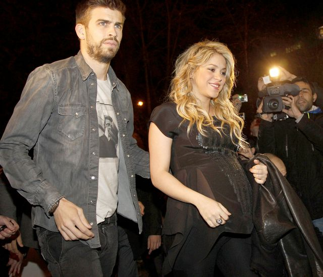 Shakira pojechała do szpitala rodzić