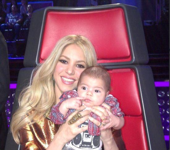 Shakira:Nie wiedziałam, że dzieci potrzebują aż tylu pieluch