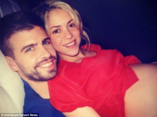 Shakira pokazała zdjęcie USG swojego synka (FOTO)