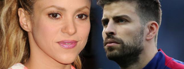 Shakira i Gerard Pique rozstają się?