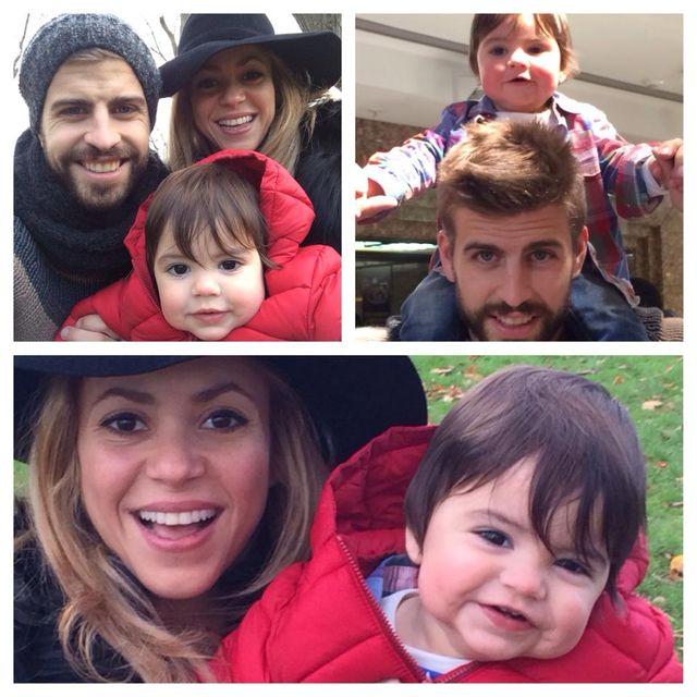 Shakira stylizuje synka, Milana (FOTO)