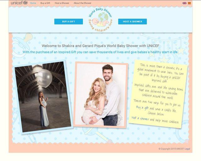 Shakira pokazała zdjęcie w zaawansowanej ciąży (FOTO)