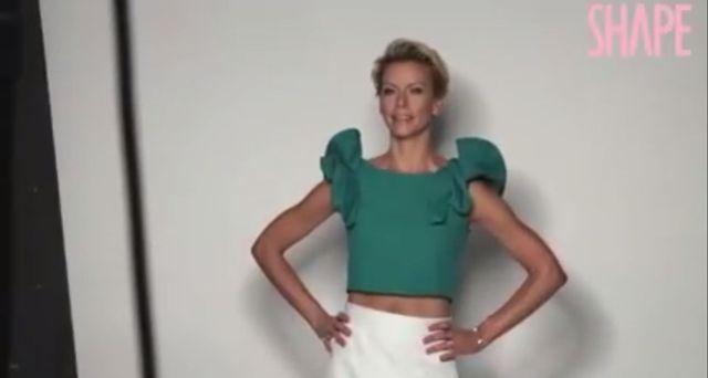 Anita Werner gwiazdą nowego numeru SHAPE (FOTO+VIDEO)