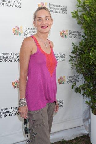 Sharon Stone wylądowała w szpitalu